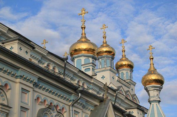 православный храм, церковь