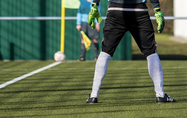 В Приморье полицейские сыграли в футбол с пограничниками