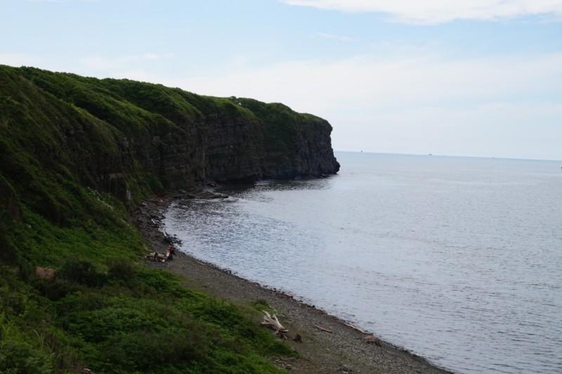 На Русском острове собрали почти тонну мусора