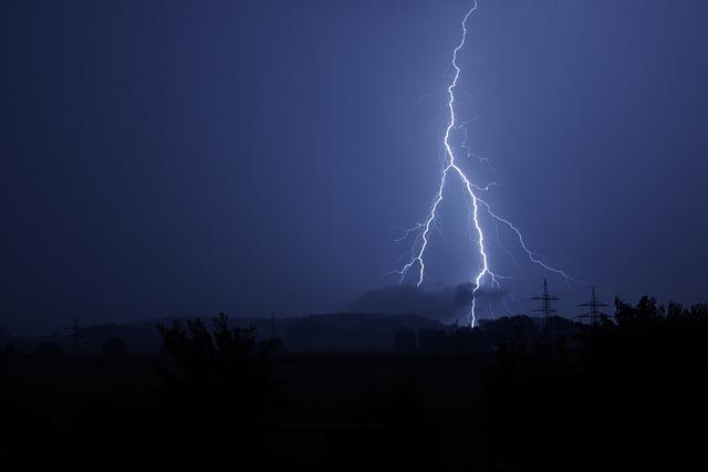 Штормовое предупреждение во Владивостоке: в выходные ожидаются сильные дожди и гроза