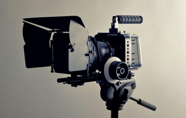 кинотеатр, кинокамера, камера, видеокамера
