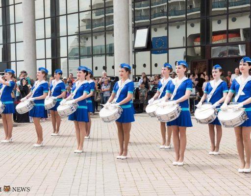 Круизный лайнер Costa Victoria пятый раз в 2017 году зашёл во Владивосток