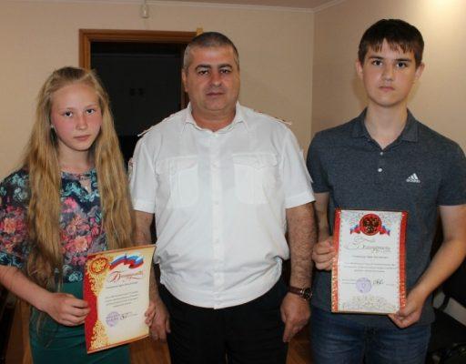 В Приморье 13-летние школьники помогли раскрыть преступление