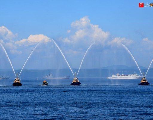 Обновление Тихоокеанского флота идёт и будет активизироваться — Минобороны