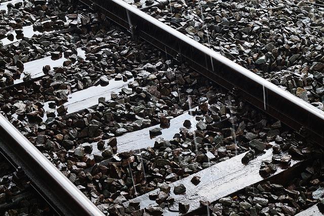 В Хасанском районе Приморья взялись за восстановление разрушенного участка железной дороги