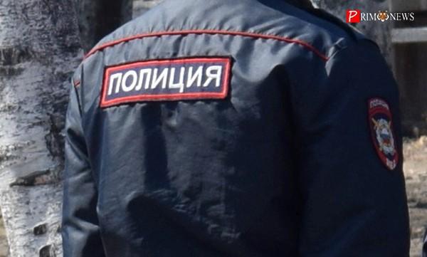 В Приморье ветеран МВД задержал налётчика, вооружённого гранатой
