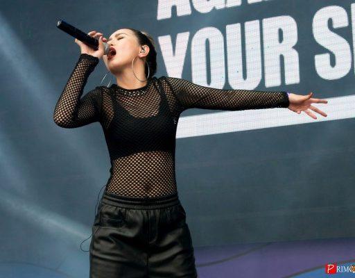 Музыканты из России, Индии и Тайваня выступили на фестивале V-ROX-2017