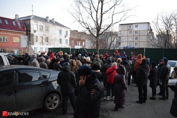 Администрация Владивостока выиграла у бизнесменов дело в суде по скверу на Бестужева