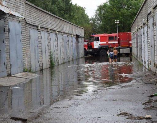 Власти Уссурийска: уровень воды в реке Раздольной начал снижаться