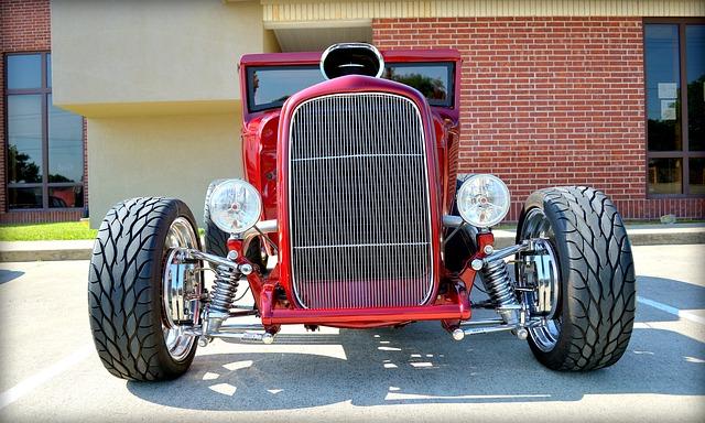 Владивостокский музей представит пожарный пикап на шасси Ford Model A