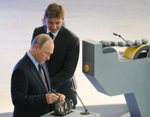 Путин — инвесторам: мы не нарушим дедушкину оговорку на Дальнем Востоке