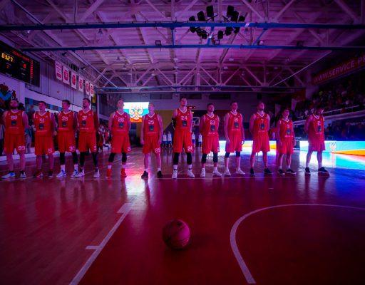 Баскетболисты «Спартака-Приморье» взяли реванш за поражение от корейцев