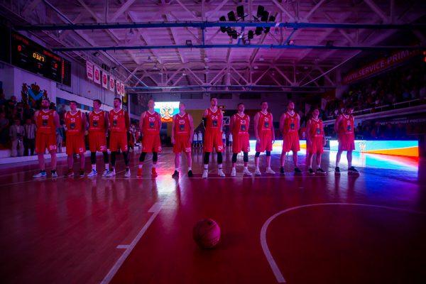 Баскетболисты «Спартака-Приморье» проиграли «Самаре» в четвёртом матче финальной серии