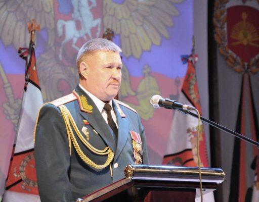 В Сирии погиб командующий Пятой Краснознаменной общевойсковой армией Валерий Асапов