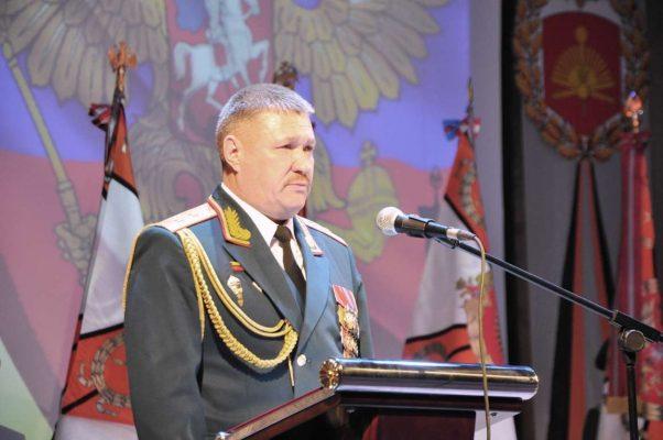 С генерал-лейтенантом Валерием Асаповым простятся в Уссурийске