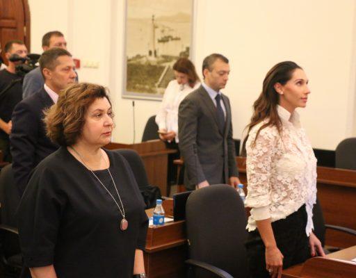 Дума Владивостока пятого созыва определилась с председателем