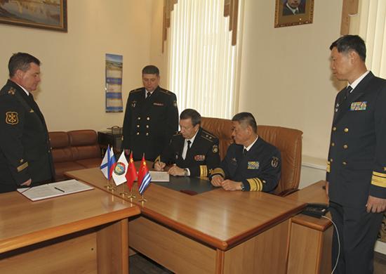 Морская фаза российско-китайских военных учений начнётся в Японском море 22 сентября