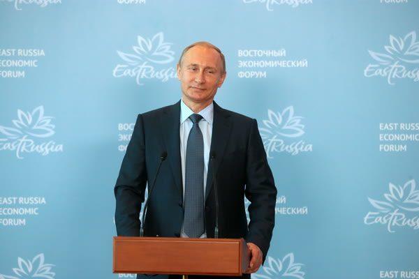 Путин: за последние четыре года для развития Дальнего Востока приняли 19 федеральных законов