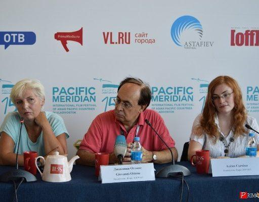 Члены жюри ФИПРЕССИ «Меридианов Тихого» высказались об азиатском кино и системе отбора фильмов на фестивалях