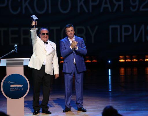 Первый приз кинофестиваля «Меридианы Тихого» вручили его генеральному директору