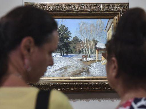 ВЭФ позволил гостям и жителям Владивостока увидеть шедевр