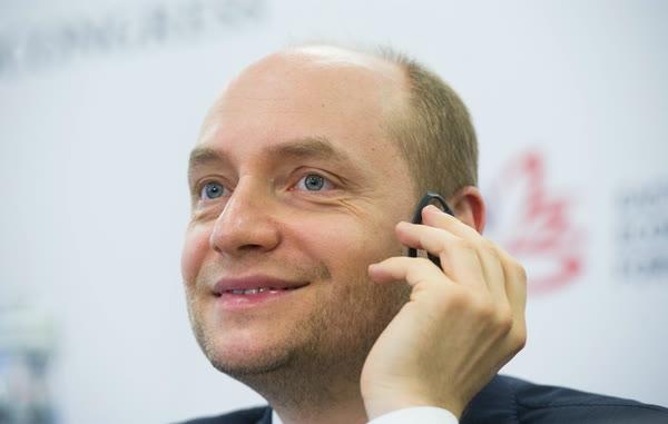 Информацию о том, что министра Галушку лишили аккредитации ВЭФ-2017, опровергли