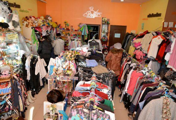 В Находке открылся второй благотворительный «Магазин добра»