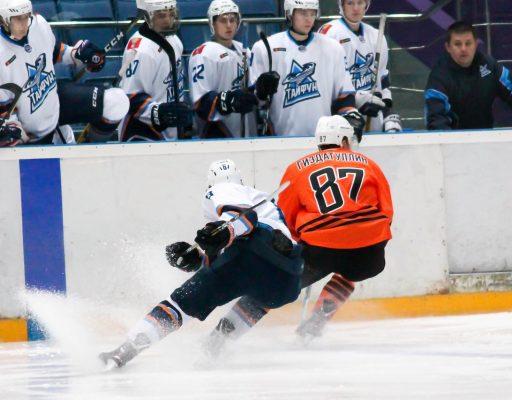 Дополнительные деньги потребовались на резервные команды хоккейного клуба «Адмирал»