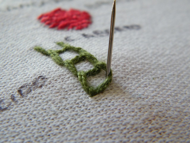 Редкую вышивку счетным крестом представили на выставке во Владивостоке