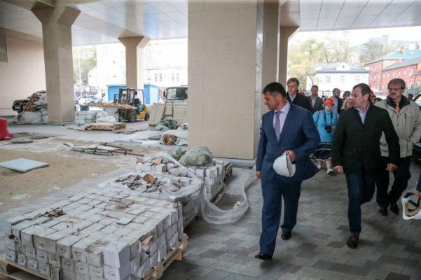 Прокуратура: чиновники утратили контроль за заказчиком строительства «Хаятта» во Владивостоке