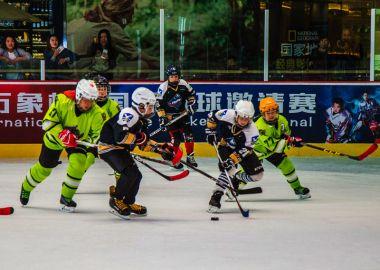 Юные хоккеисты из Большого Камня и Уссурийска отличились на турнире в Китае