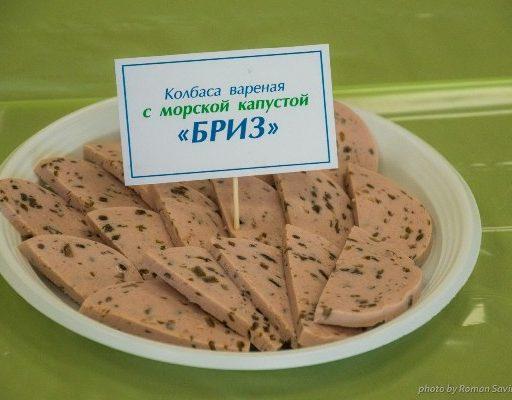 Приморцы смогут попробовать инновационные продукты с морской капустой, которые разработали в ДВФУ