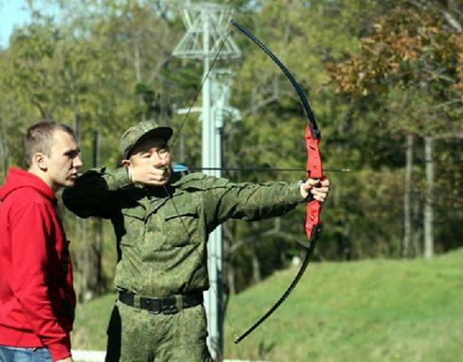 Во Владивостоке на территории центра связи ТОФ прошёл фестиваль спорта