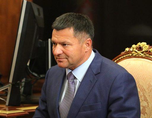 Тарасенко поручил стивидорам Приморья до конца года дооснастить терминалы пылеподавляющим оборудованием