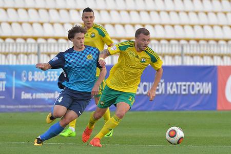 Футболисты «Луча-Энергии» сыграли вничью с «Кубанью»