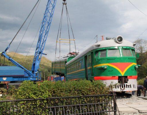 Музей на базе головной моторвагонной секции электропоезда создадут во Владивостоке