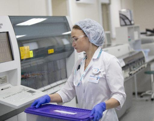 Компания ИНВИТРО открыла крупнейший за Уралом лабораторный комплекс