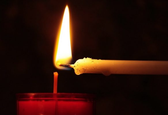 В Приморье полицейские почтили память погибшего при исполнении сослуживца