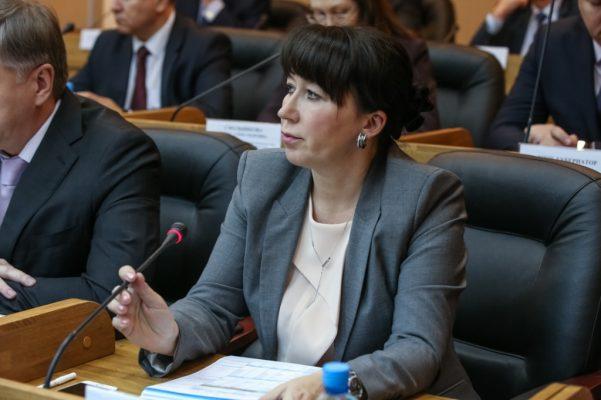 Ушла в отставку вице-губернатор Приморского края Татьяна Казанцева