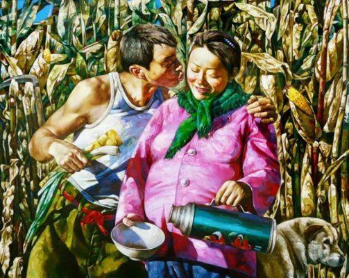 Персональные выставки китайских художников Ван Вэньцзяна и Чжэн Шуан открылись во Владивостоке