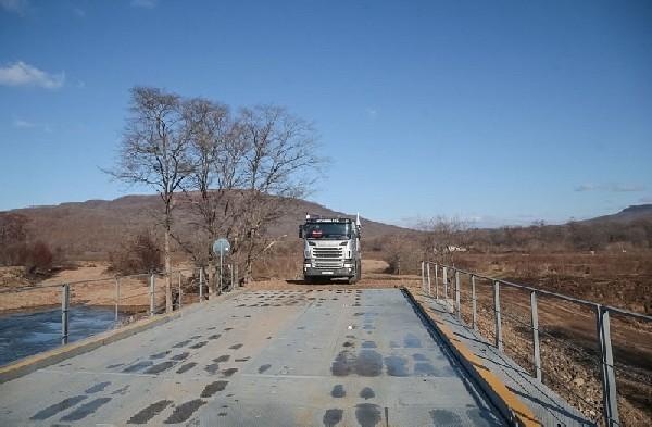 В Хасанском районе Приморья открыли новый мост взамен разрушенного