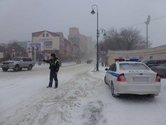Что происходит во Владивостоке: ситуация на 13:30 18 ноября