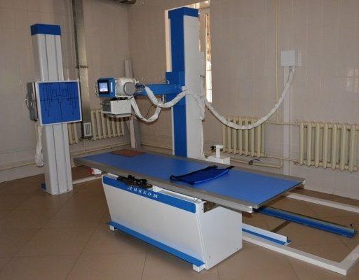 Во Владивостоке в СИЗО-1 введено в эксплуатацию многофункциональное рентгеновское оборудование