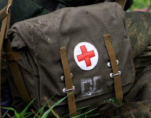 Военные медики Приморья успешно отбились от «террористов»