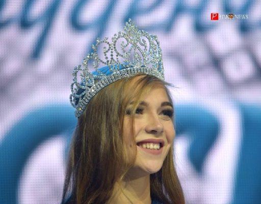 Посланница Хабаровска увезла из Владивостока титул «Краса студенчества России»