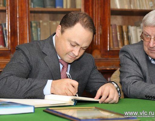 Экс-мэра Владивостока будут судить в Москве. Что он сказал по этому поводу?