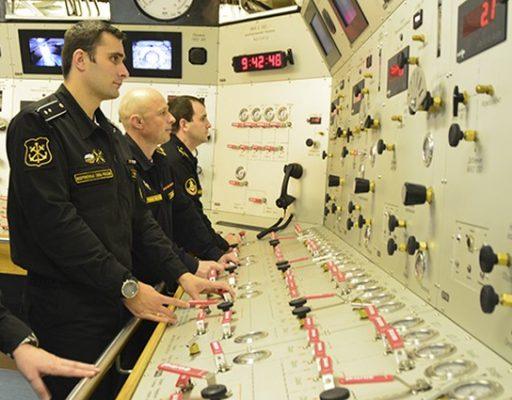 Водолазы ТОФ впервые в истории ВМФ России погрузились на глубину 317 метров