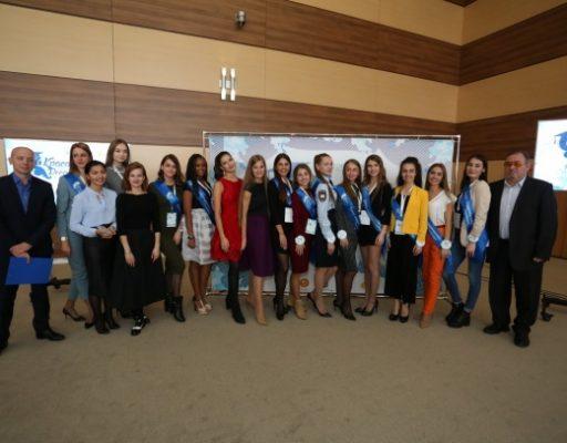 Стали известны имена финалисток «Красы студенчества России»