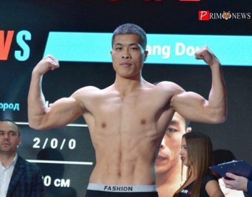 Сегодня во Владивостоке пройдёт вечер профессионального бокса Pacific Fights#2