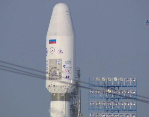Ракета-носитель, запущенная с Восточного, вывела разгонный блок «Фрегат» на незамкнутую околоземную орбиту